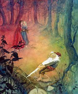 161 Grimm Sneeuwwit en rozerood 6