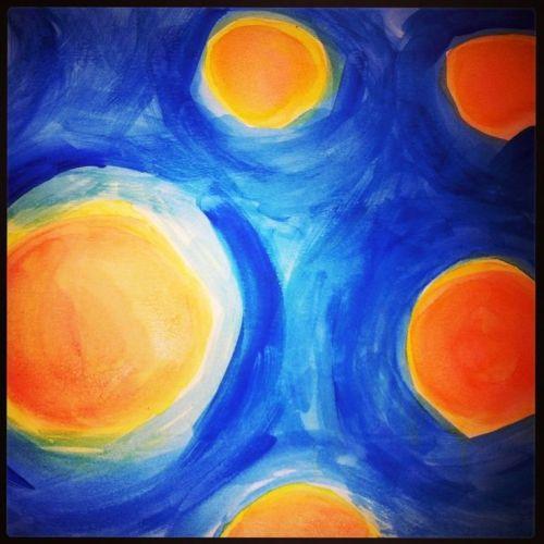 2e klas schilderen 3