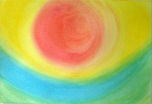 2e klas schilderen