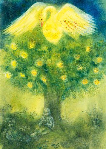 57-grimm-de-gouden-vogel