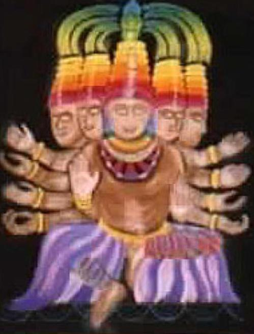 5e klas geschiedenis India Brahma 2