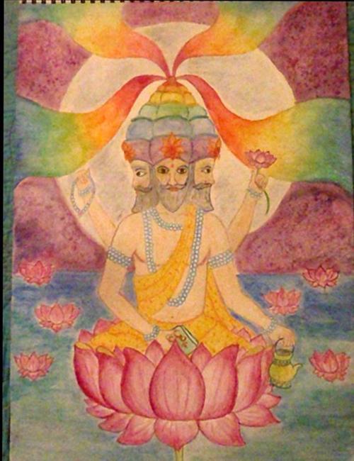 5e klas geschiedenis India Brahma 3