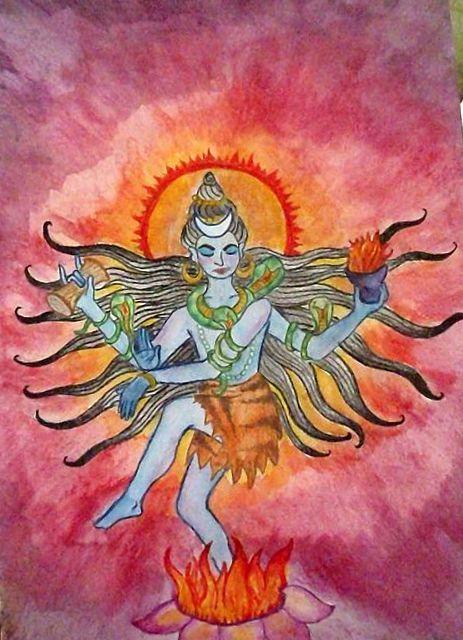 5e klas geschiedenis India Shiva 1