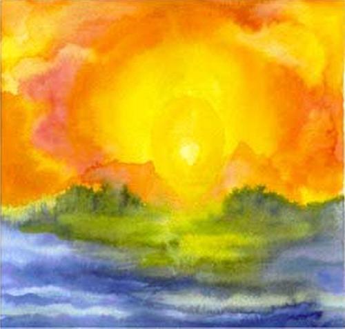7e klas schilderen 2
