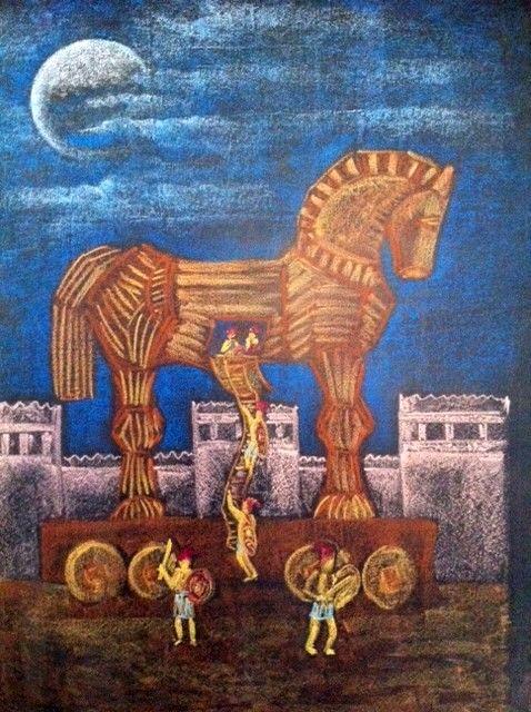 paard van Troje 1