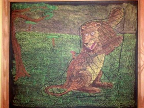 leeuw en muis 2