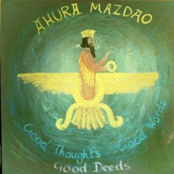 Ahura Mazdao 3