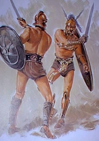6e klas gesch gladiatoren 1