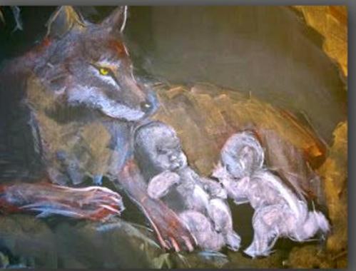 6e klas gesch Remus en Romulus