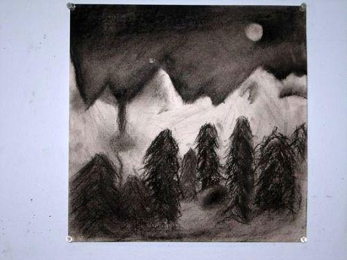 6e klas zwartwit voorstelling 4