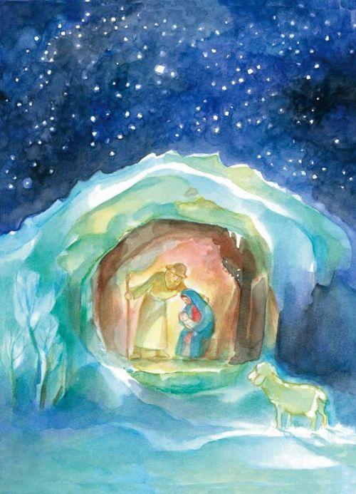 Maria, Jozef met kind 1