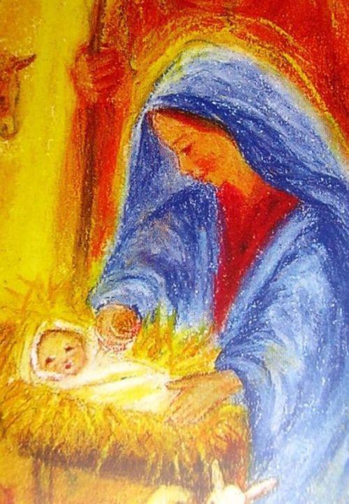 Maria met kind 8 jpg