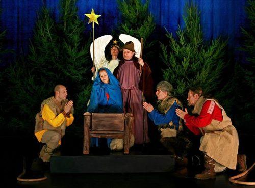 kerstspelen aanbidding