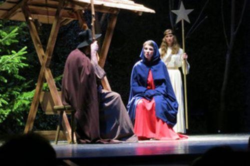 kerstspelen Jozef en maria
